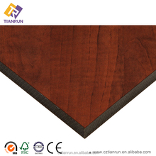 Exterior Natural Color High Pressure Laminate for Facade