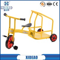 baby pedal trike/tricycle with trailer