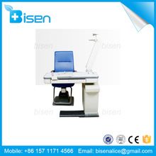 BS-CS-400 Ophthalmic Noiseless Adjustable Combined Table