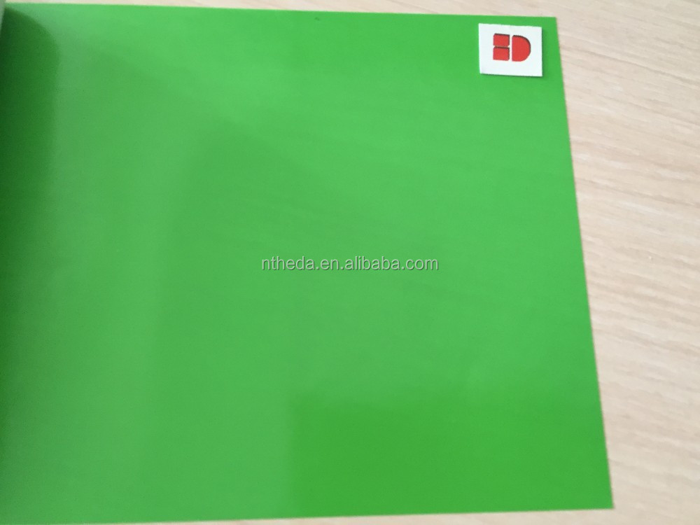 pvc floor sheet colorful transparent film toy film