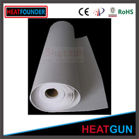 Ceramic Fiber fireproof Paper (CE&ISO9001 certificated)