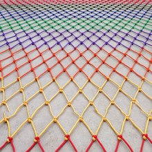 Customizable Nylon Construction Safety Net