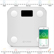 Wireless smart bathroom scale with Free APP , wifi body fat scale