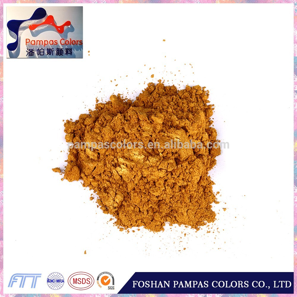 Ceramic Pearled effect pigments
