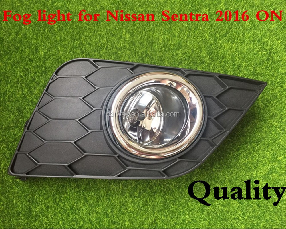 New hotselling fog light for Nissan Sentra 2016 ON Car Parts