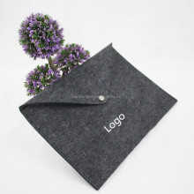 Best Price Felt Folder Case Laptop Cover with Laser Cutting Logo