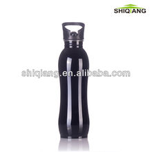 gourd shape wide mouth Water Bottles in Various Colors and Capacities, with PP Plastic Lid