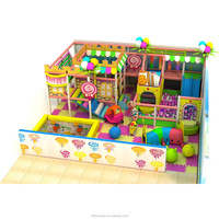Used Small Indoor Playground Equipment for Sale