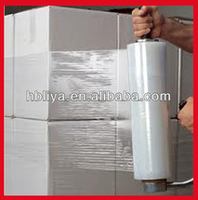 pallet shrink wrap / hand pallet lldpe stretch film