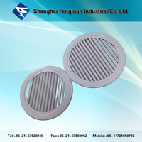 HVAC Round Louver Air Vent