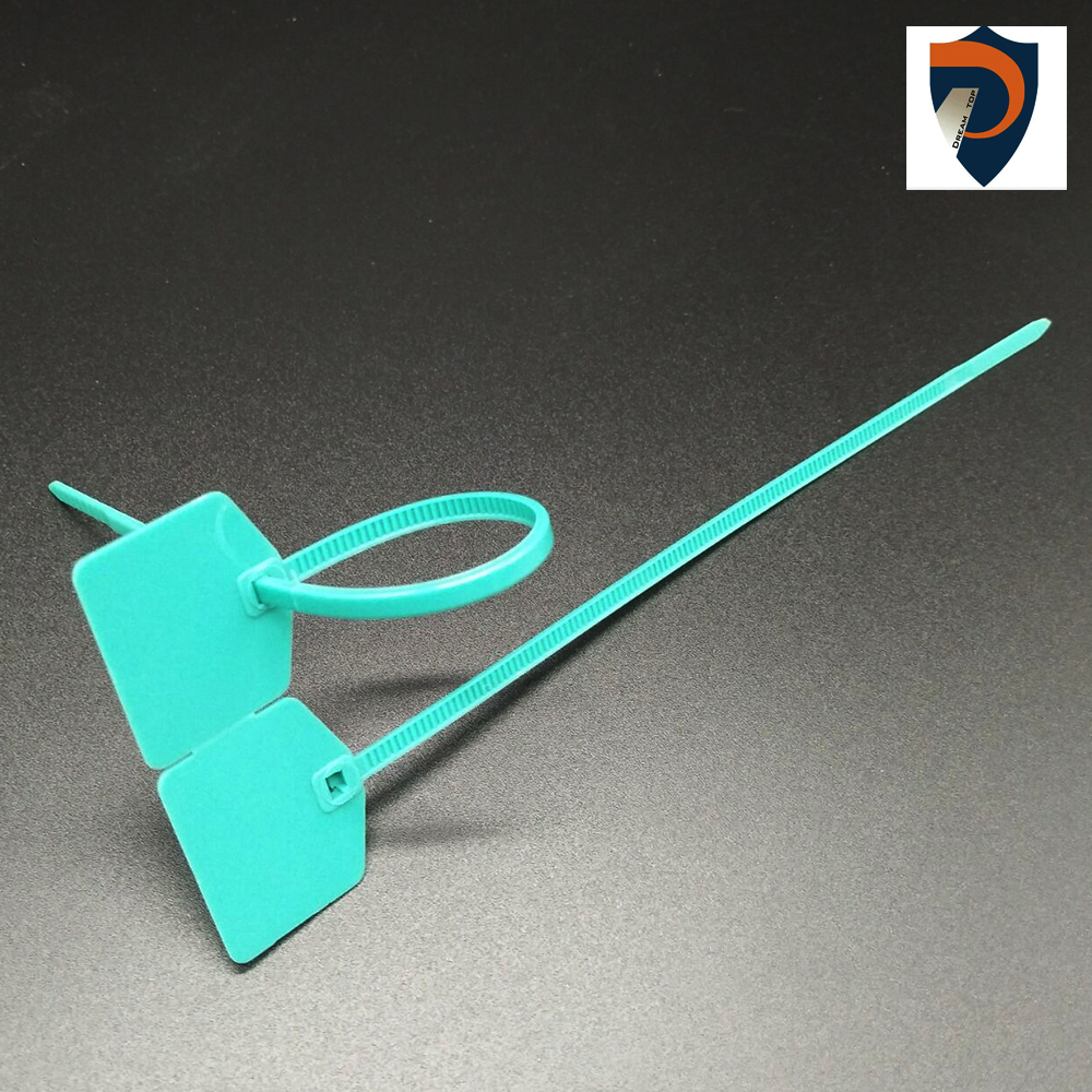 sea container accommodation Security Plastic Nylon 66 Cable Ties DP-120TY