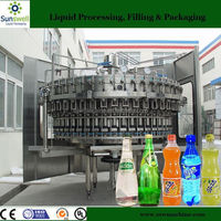 Snow Beer Glass Bottle infusing machinery/Glass Bottling machinery/equipment