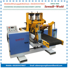 Horizontal Band Resaw Band Saw Machine For Wood Working