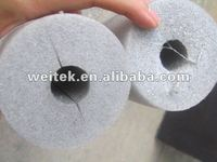insulated protective foam packing tube