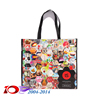 2016 matt/shiny opp laminated promotional cheap pp shopping woven bag