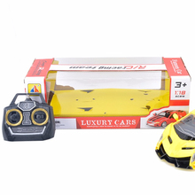New products 4 channel battery operated rc cars high speed drift racing