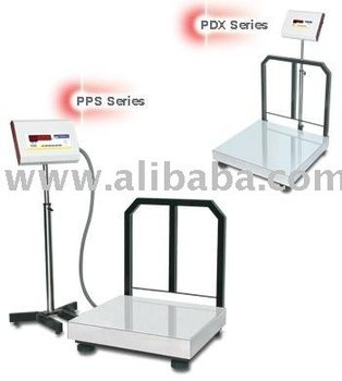 PPS / PDX SERIES PLATFORM SCALE