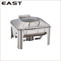 Buffet Equipment Disposable Chafing Dishes Target/Buffet Trays And Lids