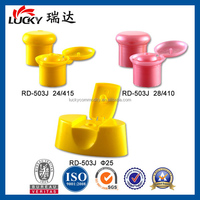 Plastic mushroon bottle cap RD-503J