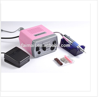drill for acrylic nails/ electric pedicure nail drill 25000 rpm