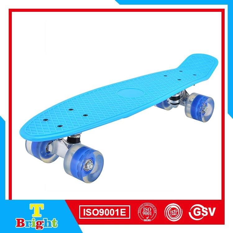 EN13613 Approved High Quality Longboard Aluminum Truck Skateboard