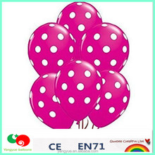 factory supplier low MOQ Cheap price printed balloon kids party decoration cartoon balloons