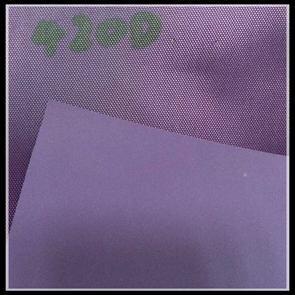 factory directly sale <strong>polyester</strong> 210d oxford cloth for garment