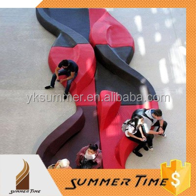 Outdoor Urban art sofa furniture