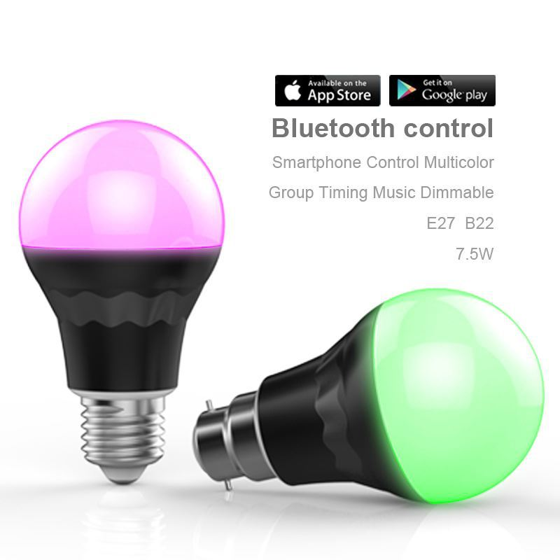 new products in market,Bluetooth RGBW insteon led wireless smart led light bulb