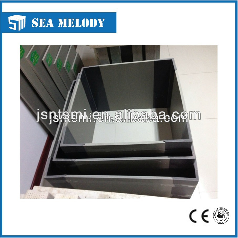 foamed plastic cement mold for roof