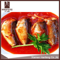 types of canned fish sardine in tomato sauce