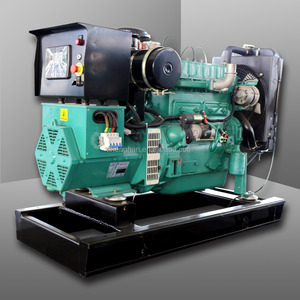 China supplier! 20KW natural gas power generator set for home use