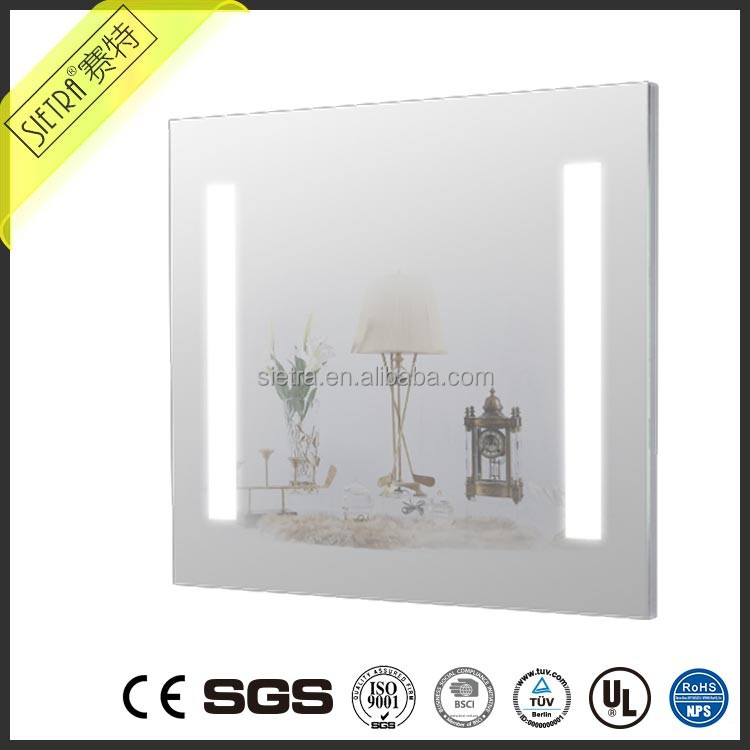 Hot selling Luxury hotel new model Bathroom mirror radio with low price