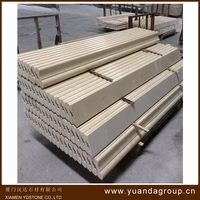 High quality hotsell wood marble stairs
