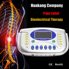 Multi-functional acupuncture machine massager for home with electrotherapy/heating/laser/ultrasound functions