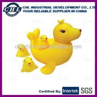 Floating sea lion set toy