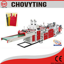 t-shirt packing bag machine