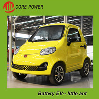 Chinese mini cheap electric car 2 person cars for sale