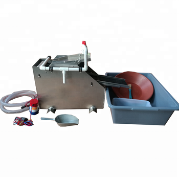 Portable small good quality power sluice