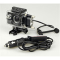 SJ04 SJCAM M10 sj5000 sj4000 Series Waterproof Case + Car Charger for Motorcycle sj4000 waterproof car charger