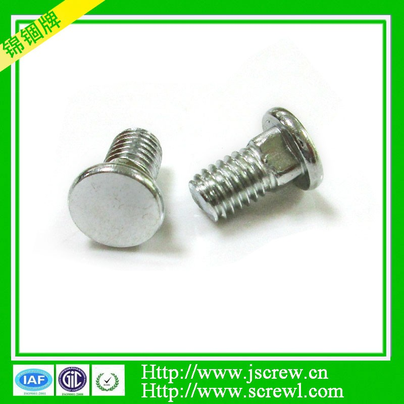 m4 flat head square neck Carriage bolts