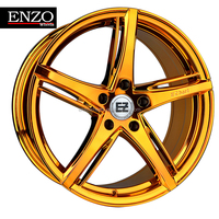 16-20 Inch Aluminum car wheels, Auto wheels, Yellow finishing