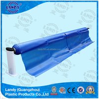 Good quality automatic aluminum swimming pool cover roller