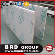 Henan BRD Walk in cooler insulated cold storage panels, walk in freezer PU panels
