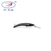 Natural style wholesale great fishing lure bait companies