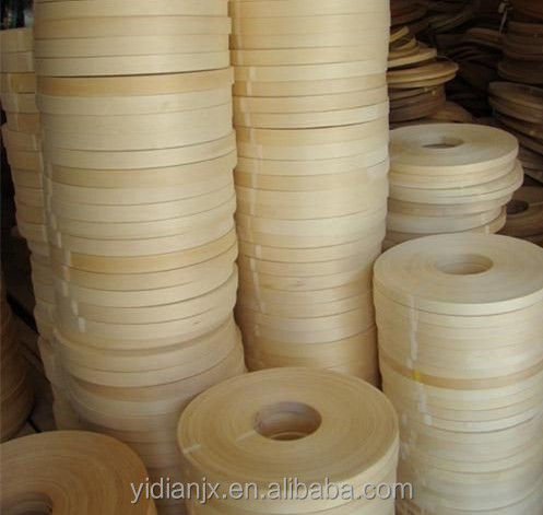 Natural Wood Veneer Sliced Cut Basswood Veneer
