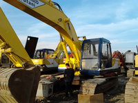 High Quality Cheap Price Japan SK200-3 Kobelco Used Crawler Excavator