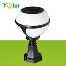 Automatic charging with intelligent control led solar panel ,solar powered light