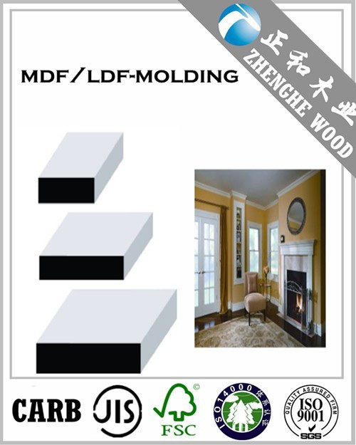 Low Density Fibreboard- molding