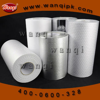 pressure sensitive seal liner in roll
